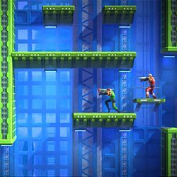 Bionic Commando: Re-Armed – a next generation remake of a classic NES game.