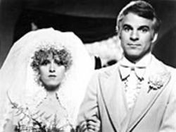 Bernadette Peters and Steve Martin