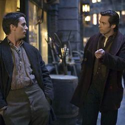 The Prestige is oddly lopsided, yet compulsively absorbing.