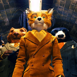 Mr. Fox (George Clooney) still wants to make one last score.