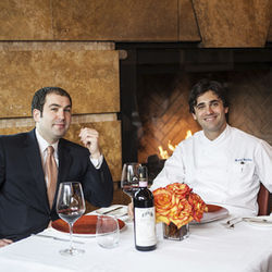 Scott Sulma, right, and Grant Gordon will be helping to open Vallone&#039;s.