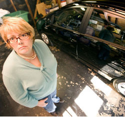 Houstonian Bobette Riner had her Prius for a couple months before it took off and died, leaving her stranded on the side of the road. Now she's stuck with a car she's afraid to drive.