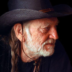 American Classic: Texas icon Willie Hugh Nelson, going strong at almost 77.