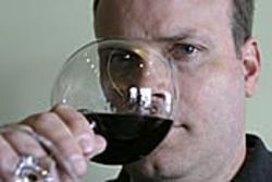 Jerry Lasco, owner of the Tasting Room, says Pinot  Noir sales have doubled in the past month.