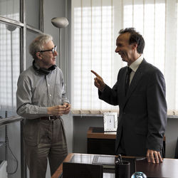Left to Right: Woody Allen and Roberto Benigni