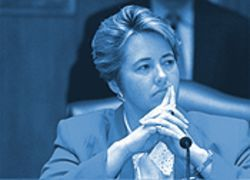 City councilwoman Annise Parker says there is a &quot;real disconnect&quot; between the city&#039;s TIRZ policy and state law.