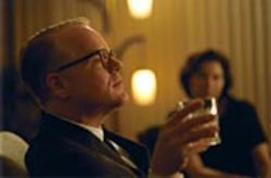 Philip Seymour Hoffman's performance is among the  year's finest, precisely because it doesn't feel like one  at all.