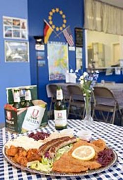 Alfredo's offers tasty, casual German fare at fast-food  prices -- and you can bring your own beer.