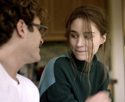 Rooney Mara stars with Phoenix in Her.