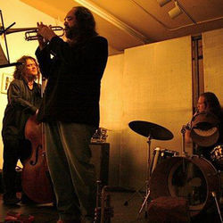 Dennis Gonzalez and sons unite grindcore and modern jazz.