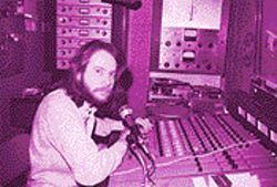 All those years ago, Jeff Wells (circa 1977) decided to turn tiny knobs for a living.