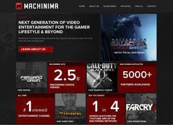 Machinima, a multichannel YouTube network that specializes in video game content, tries to lock its talent into extended contracts.