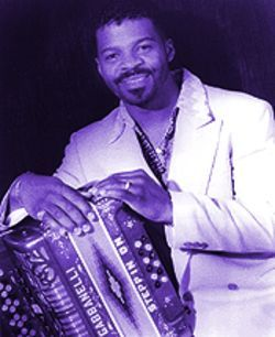 Locals like J. Paul Jr. and the Zydeco Newbreeds and Step Rideau (pictured) and the Zydeco Outlaws are right at home at Opelousas&#039;s Zydeco Fest.